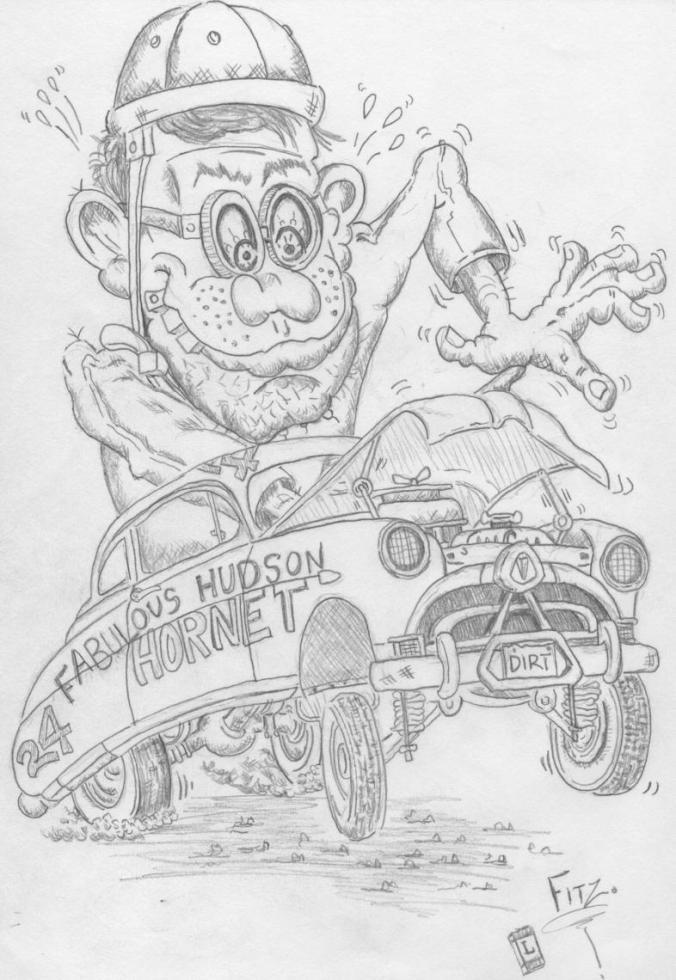 hudsons racer