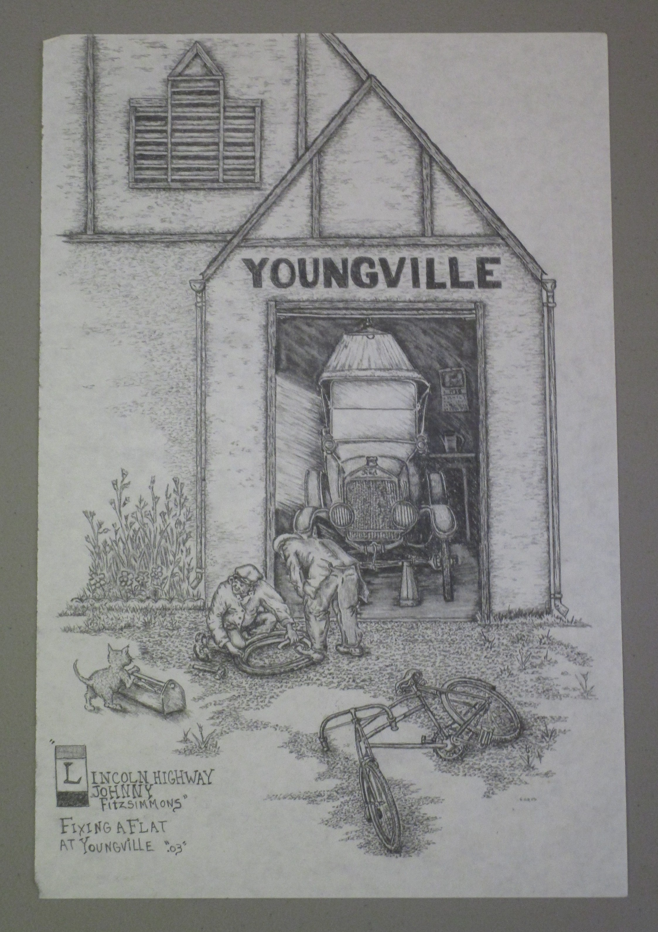 Youngville Station