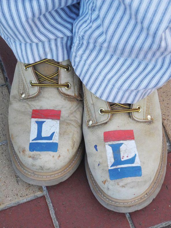 LHJ shoes